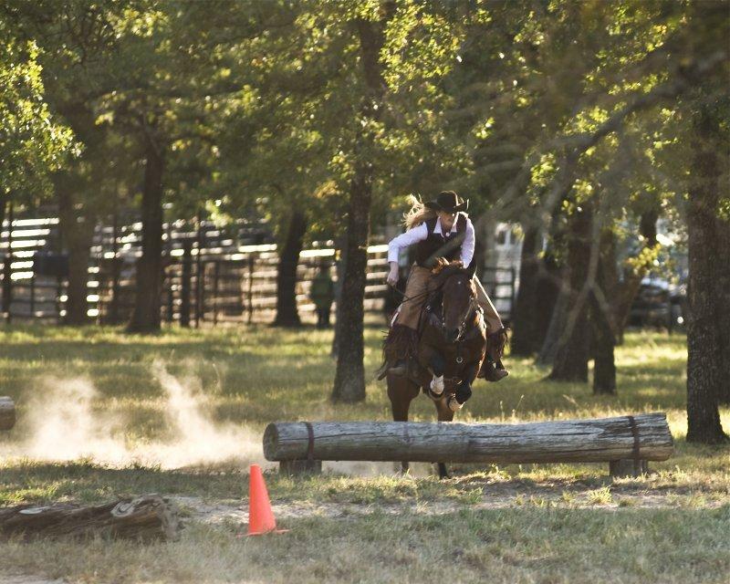 Extreme Cowboy Association Exca