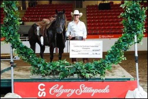Extreme Cowboy Association Calgary Stampede